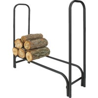 Do it Best Imports BLACK TUBE 8' LOG RACK FL0011CT