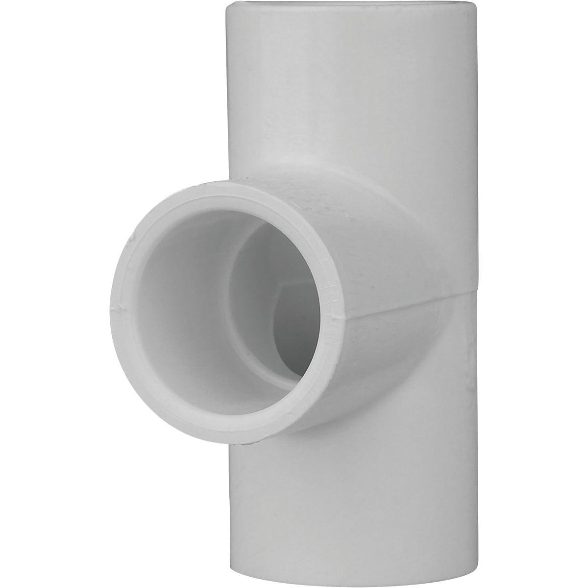 "10PK 1/2"" SCH40 PVC TEE - 31405CP by Genova Inc"