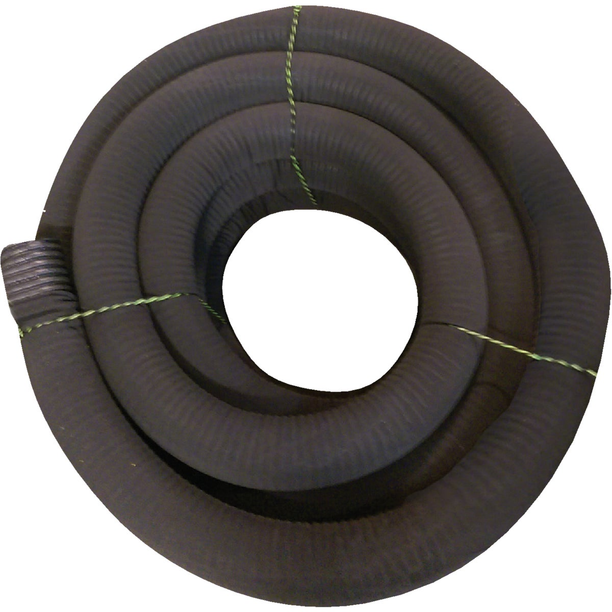 "4""X100' PIPE W/SOCK - 04730100 by Advanced Drainage Sy"