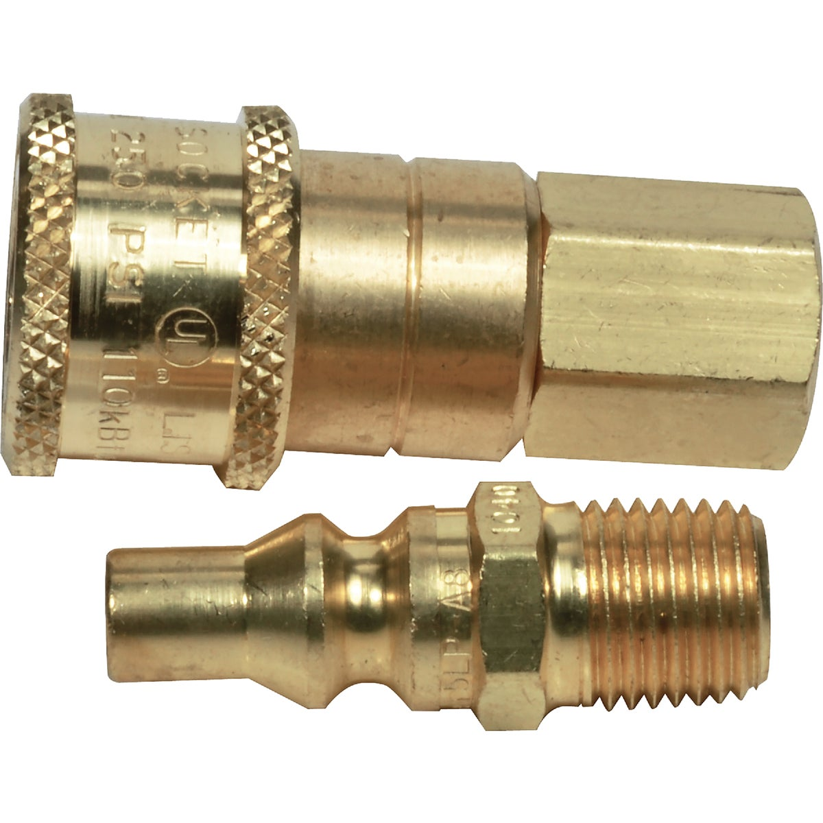 "1/4"" GAS CONNECTOR"