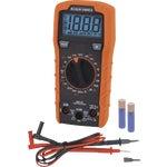 Manual Range Multimeter