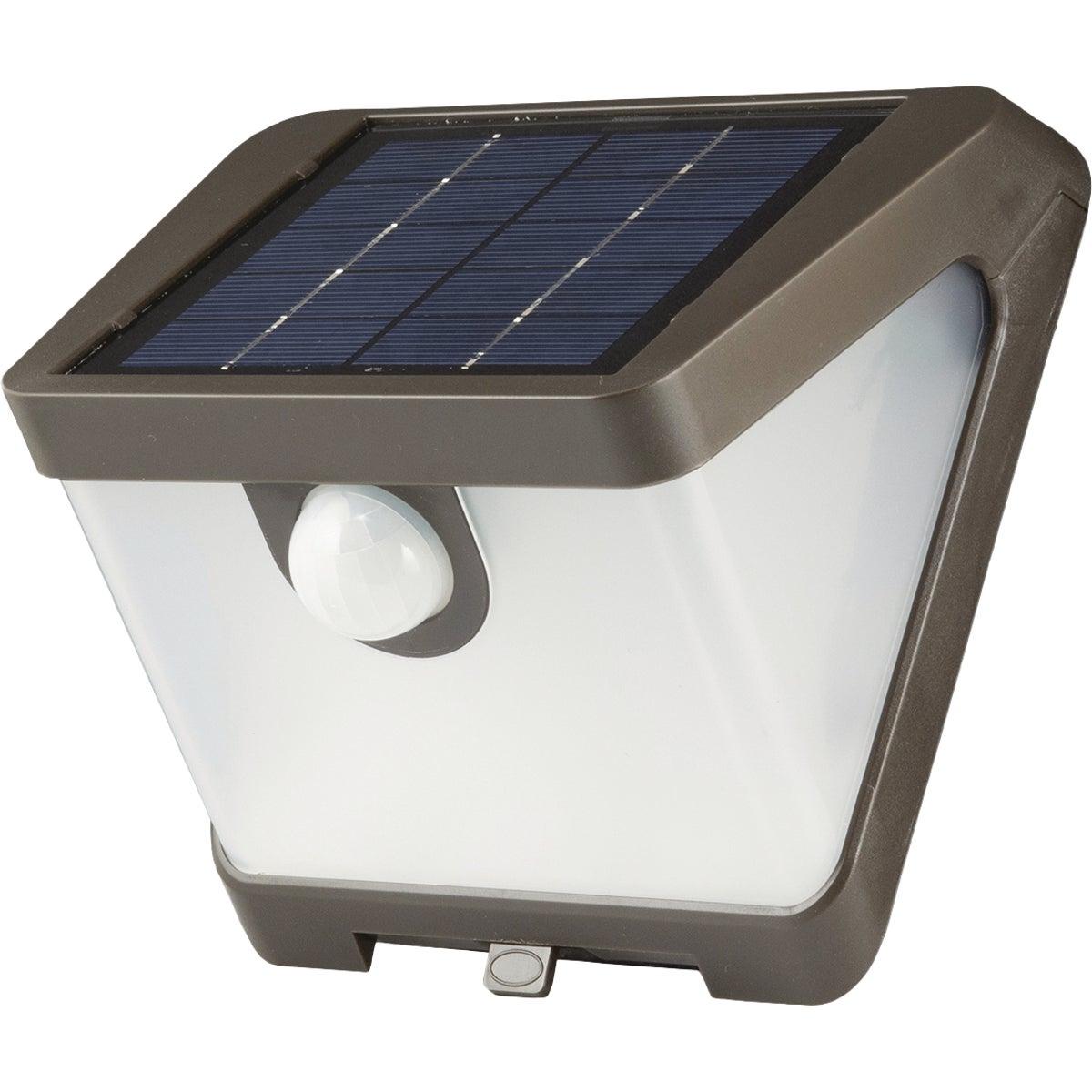 All-Pro Black Motion Sensing Dusk To Dawn LED Floodlight Fixture