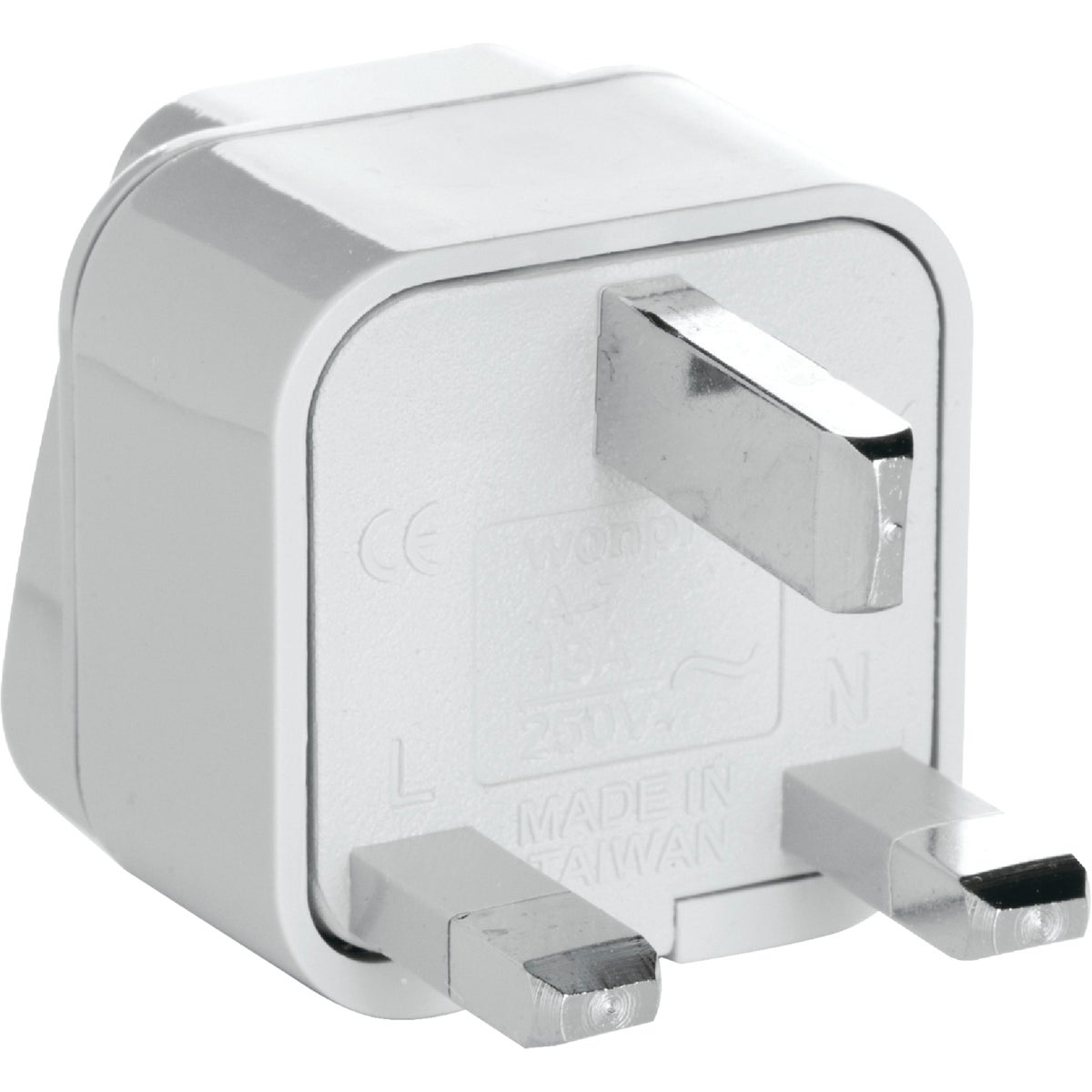 FOREIGN ADAPTER PLUG - NW-135C by Franzus Company Inc