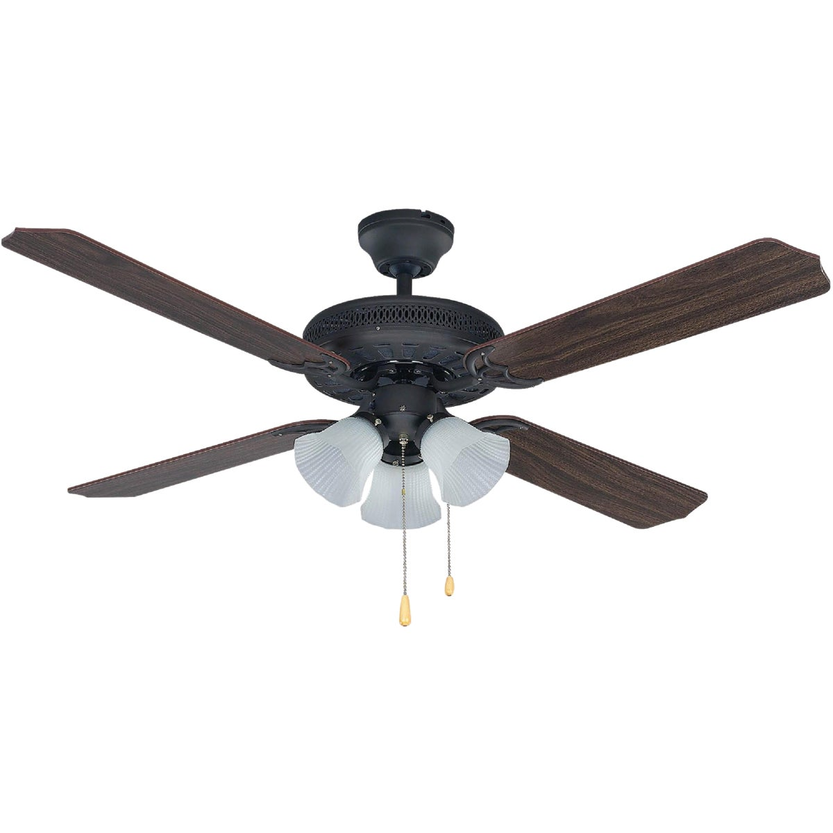 "52"" CHATEAU ORB CEIL FAN - CF52CHA4ORB by Canarm Gs"