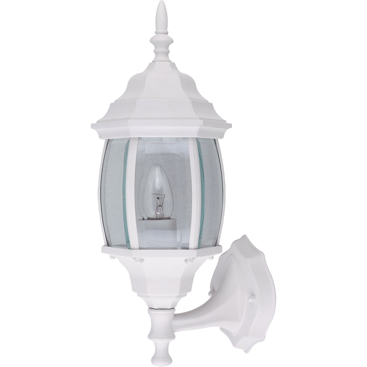"17"" WH OUTDOOR LANTERN - IOL5WH by Canarm Gs"