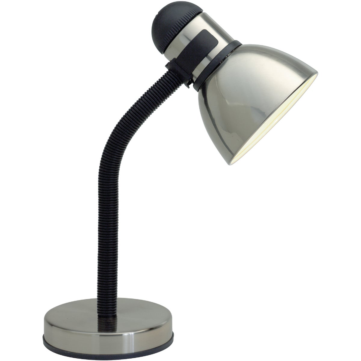 PS CFL 13W DESK LAMP - LS-2530PS/BLK by Lite Source