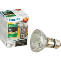 GE Lighting 35W PAR20 HAL FLOOD BULB 74869