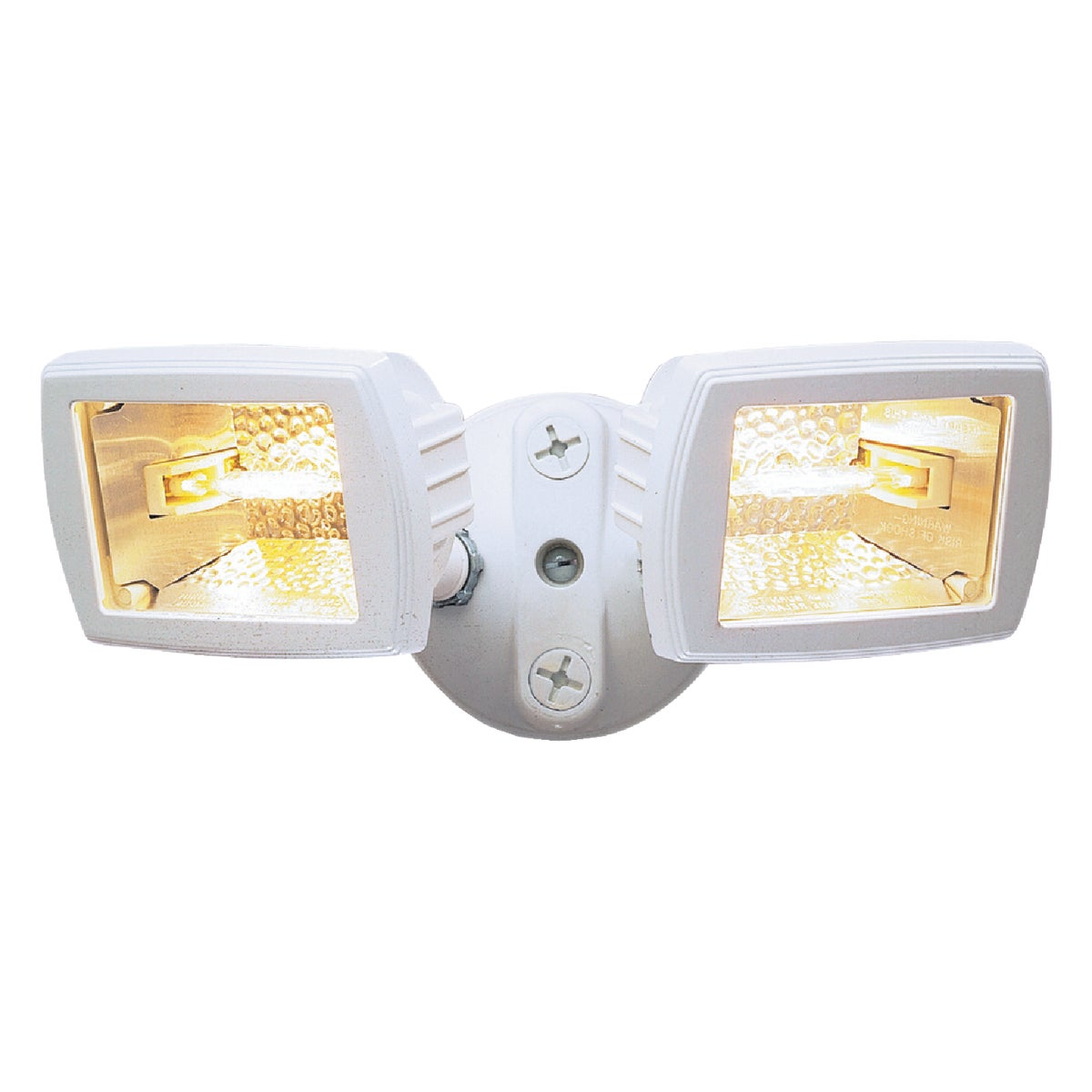 TWIN WHT QUARTZ FIXTURE - TMQ150W by Cooper Lighting