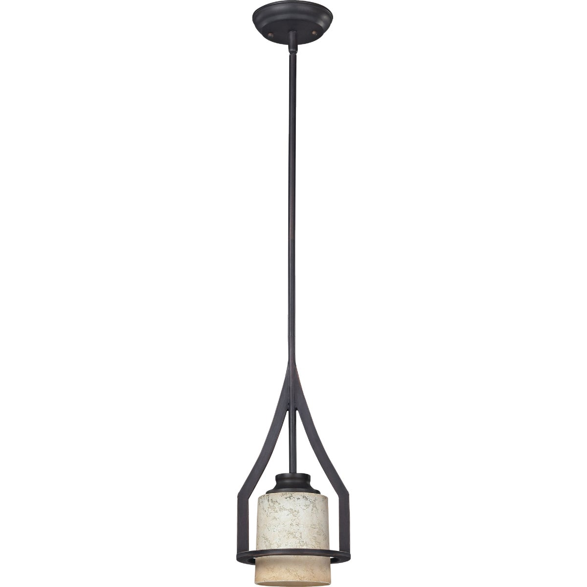 MINI PENDANT ANTIQUE - 1PL375A01RA by Canarm Gs