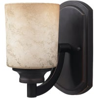 Home Impressions Warren Antique Wall Light Fixture, IVL375A01RA