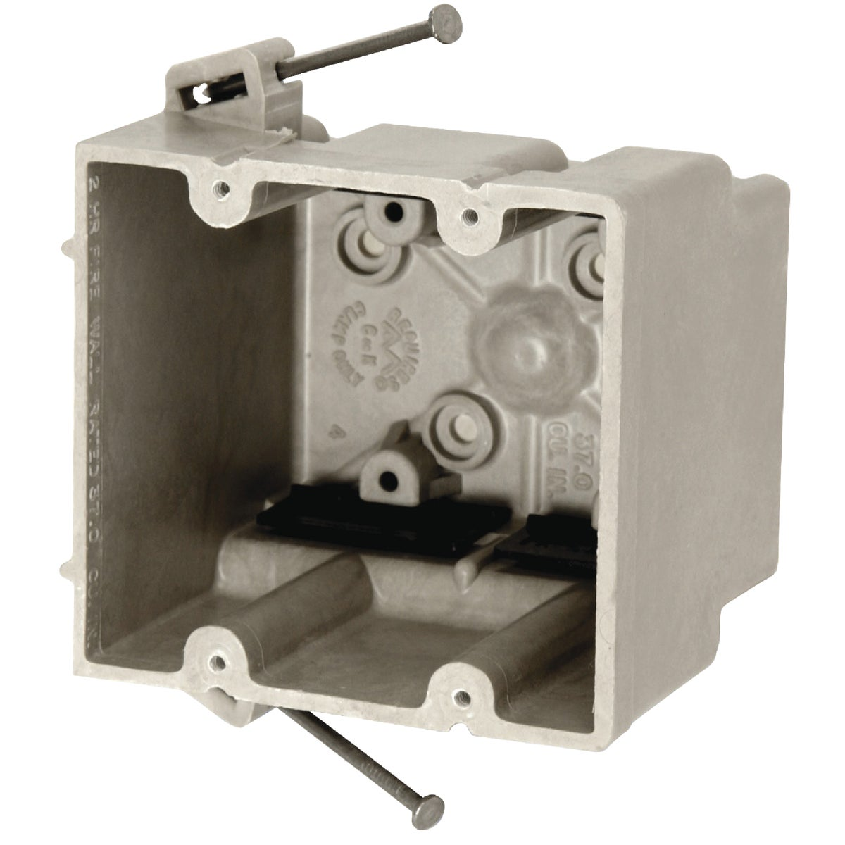 2 GANG SWITCH BOX - 2300-NK by Allied Moulded
