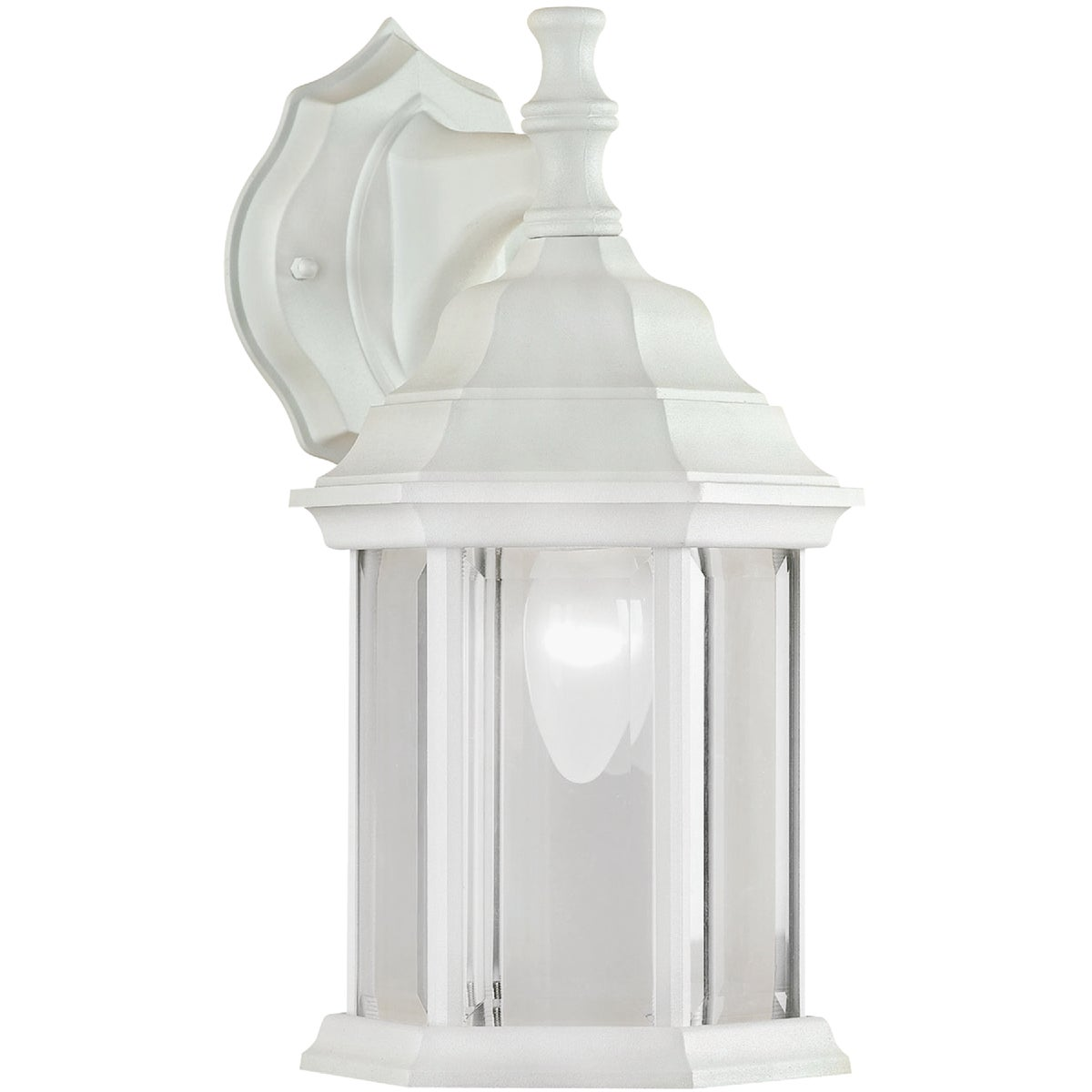 WHITE OUTDOOR FIXTURE - IOL4WH by Canarm Gs
