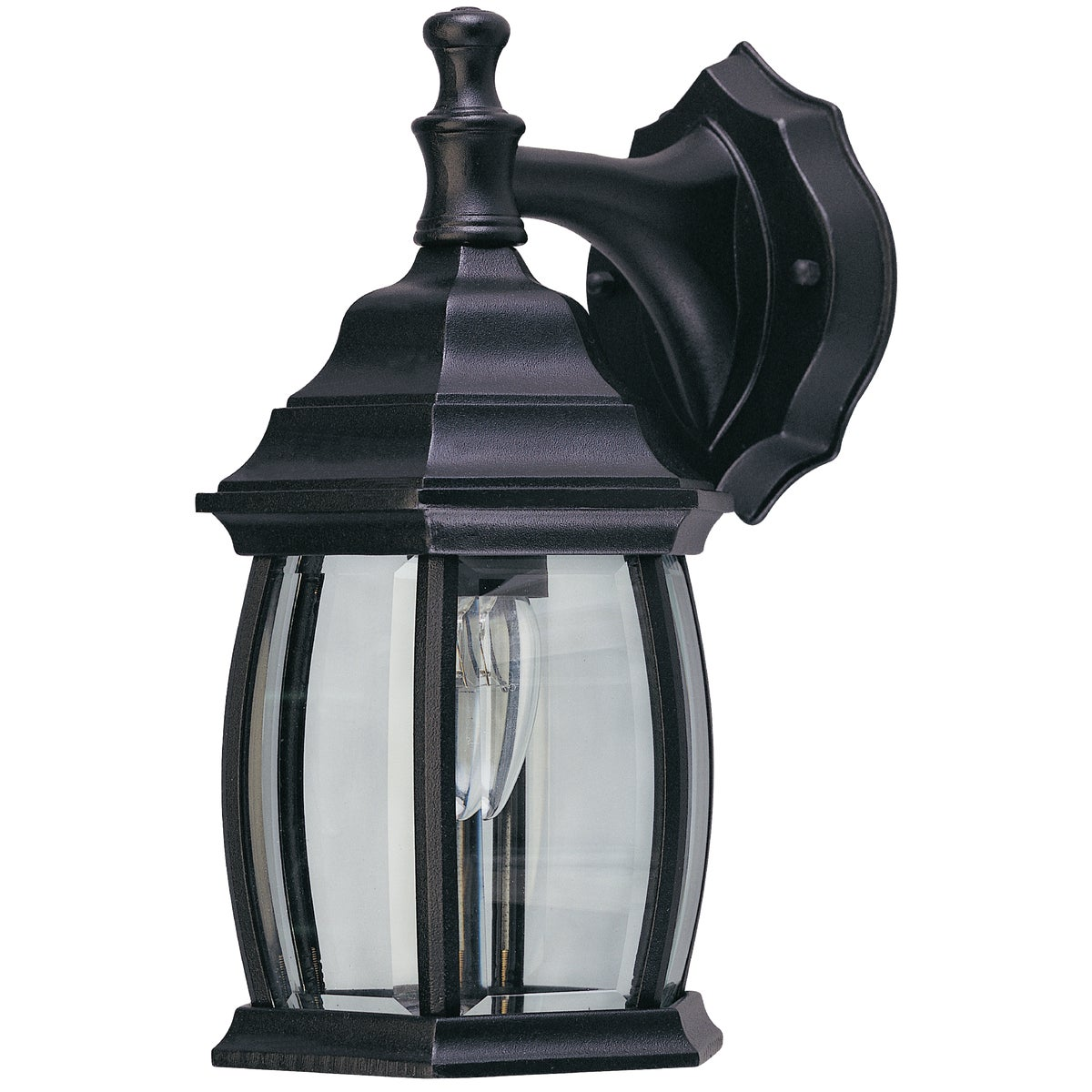 BLACK OUTDOOR FIXTURE - IOL12BK by Canarm Gs