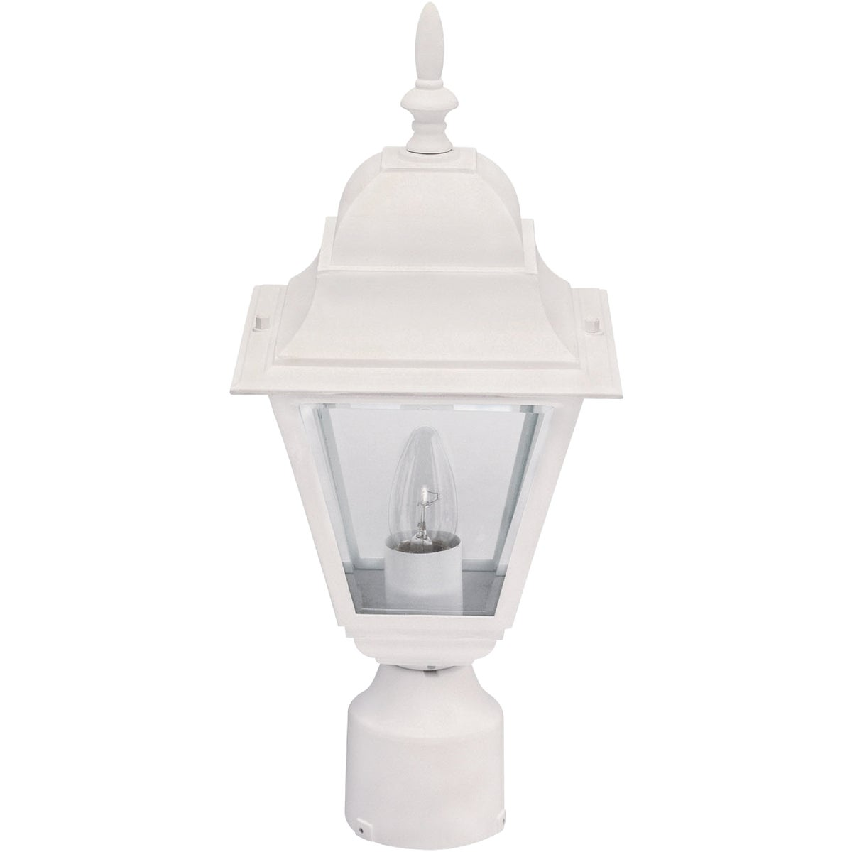 WHITE OUTDOOR LANTERN - IOL13WH by Canarm Gs