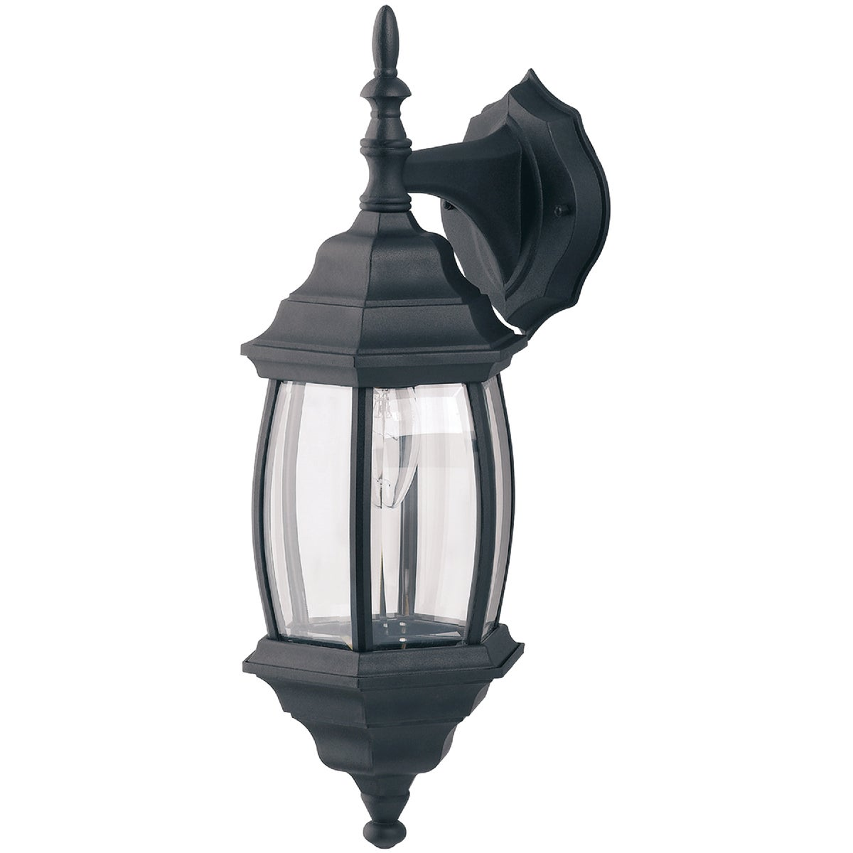 BLACK OUTDOOR FIXTURE - IOL73TBK by Canarm Gs