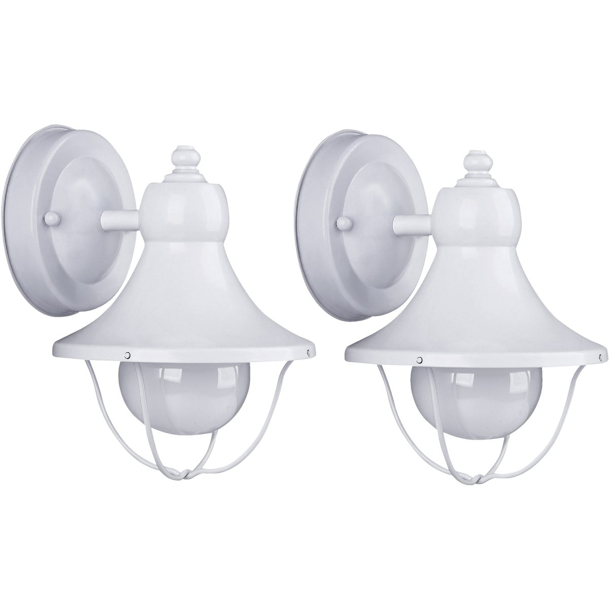 WHITE OUTDOOR FIXTURE - IOL143TWH-C by Canarm Gs