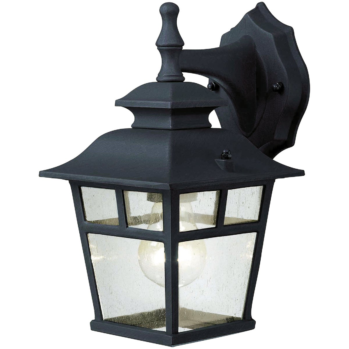 BLACK OUTDOOR FIXTURE - IOL183TBK-C by Canarm Gs