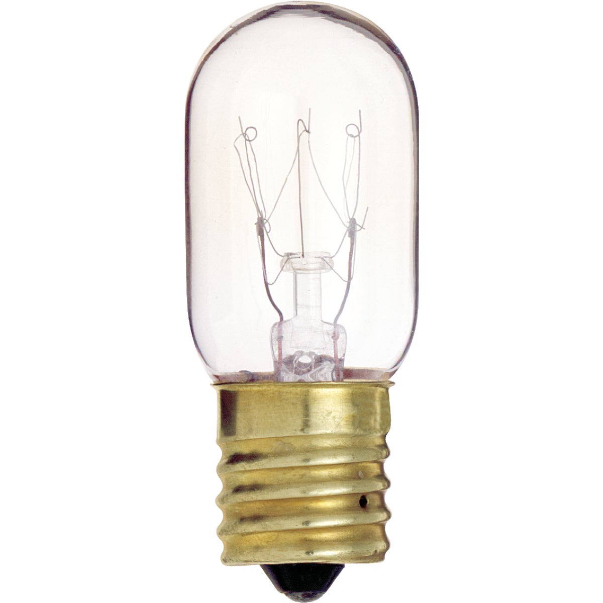 15W CLR APPLIANCE BULB - 35153 by G E Lighting
