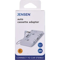 Cd/Auto Cassette Adapter