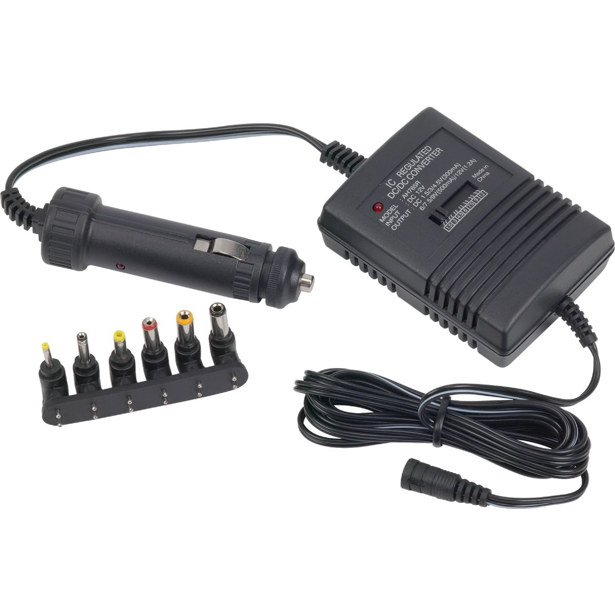 Universal 12V Dc Adapter