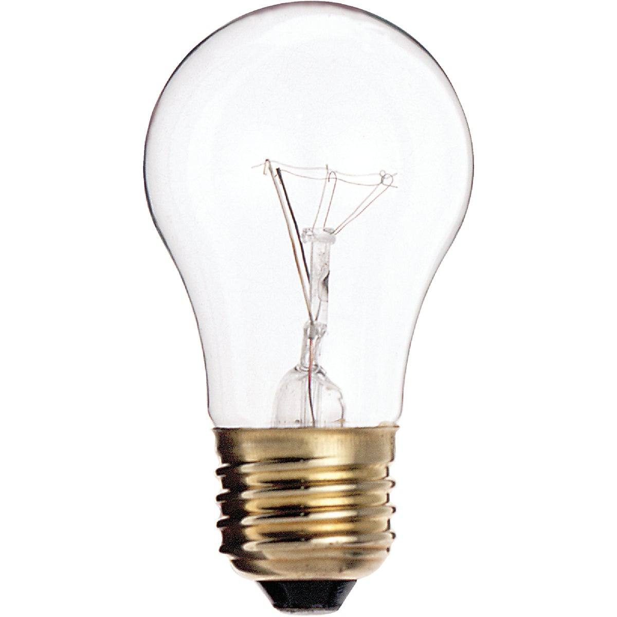 40W CLR APPLIANCE BULB - 15206 40A15 by G E Lighting