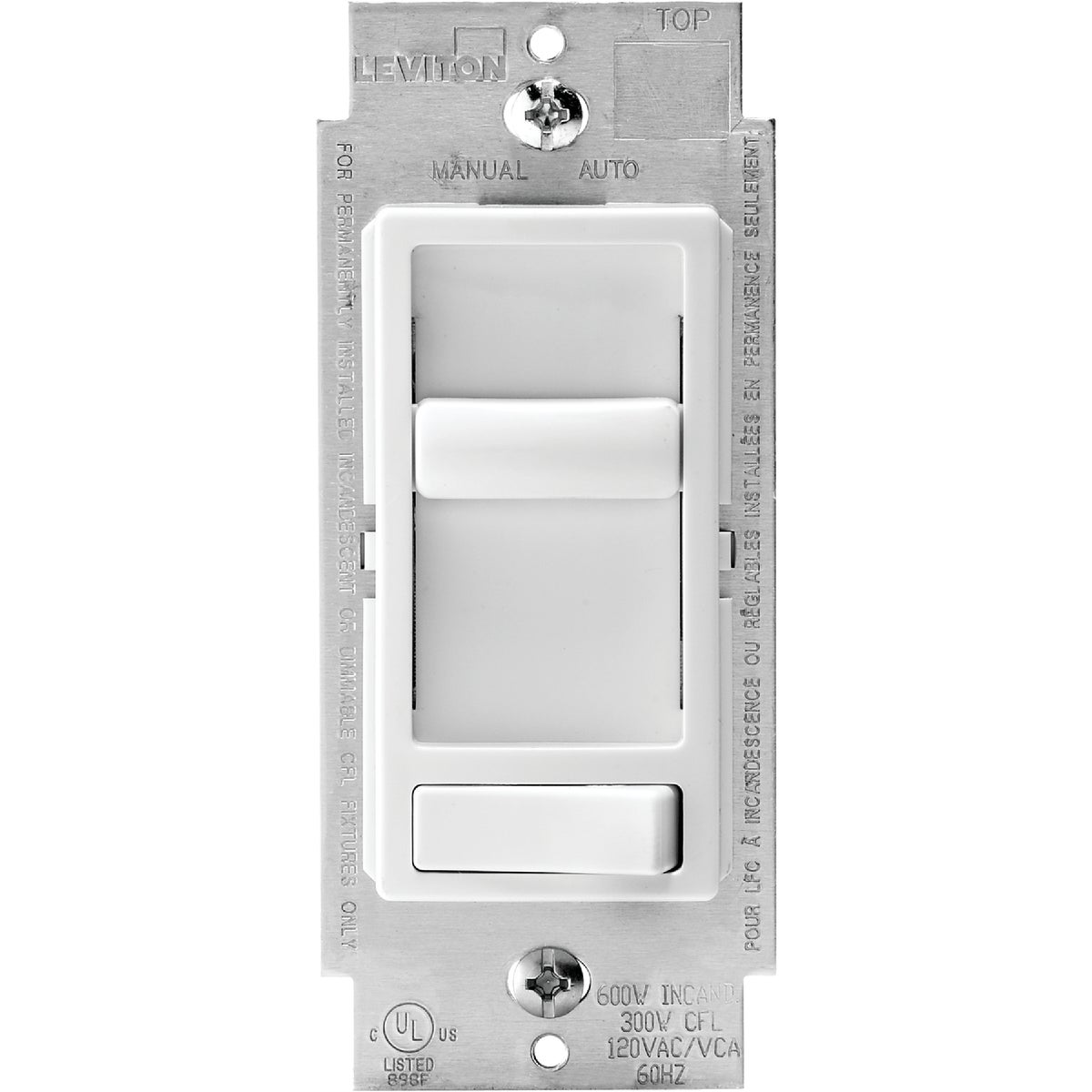 WH SP/3W UNIV DIMMER