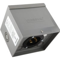 30A Nm Power Inlet Box