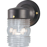 Westinghouse Light D WALL BLK OUTDOOR FIXTURE 66885