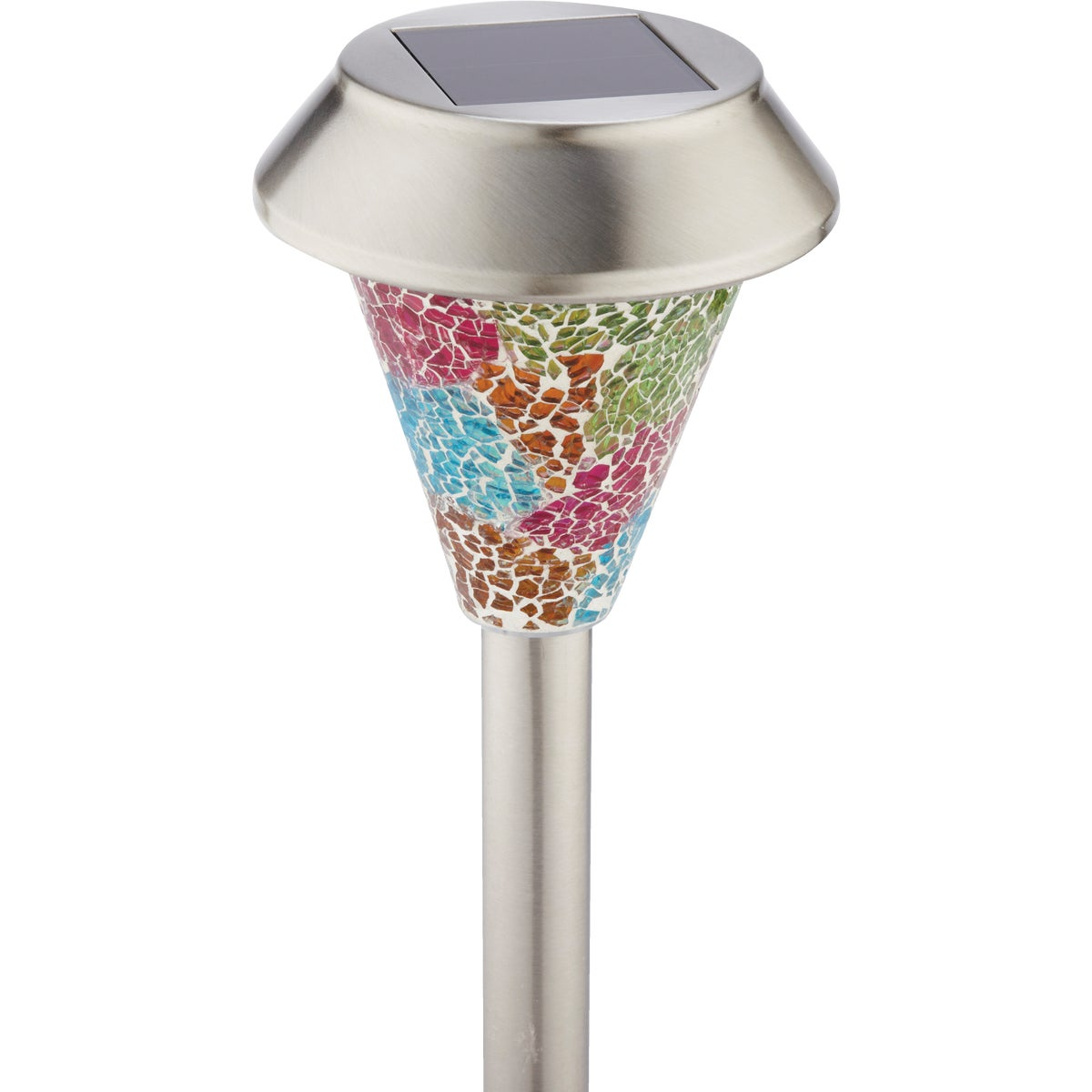 LARGE MOSAIC SOLAR LIGHT - A-02 by Do it Best