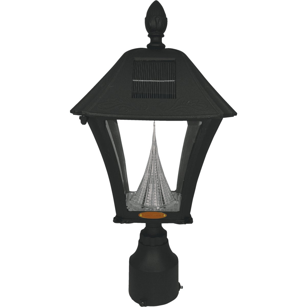 BAYTOWN W/FITTER LAMP - GS-106F by Gama Sonic