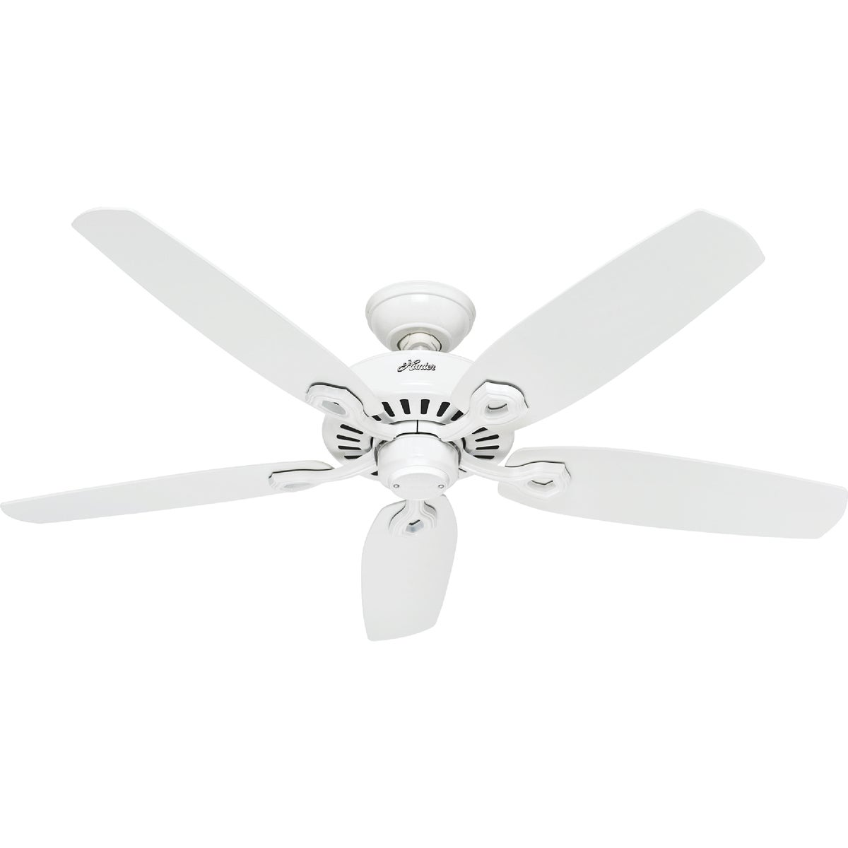 "52"" BUILDER ELITE WH FAN - 53240 by Hunter Fan Co"