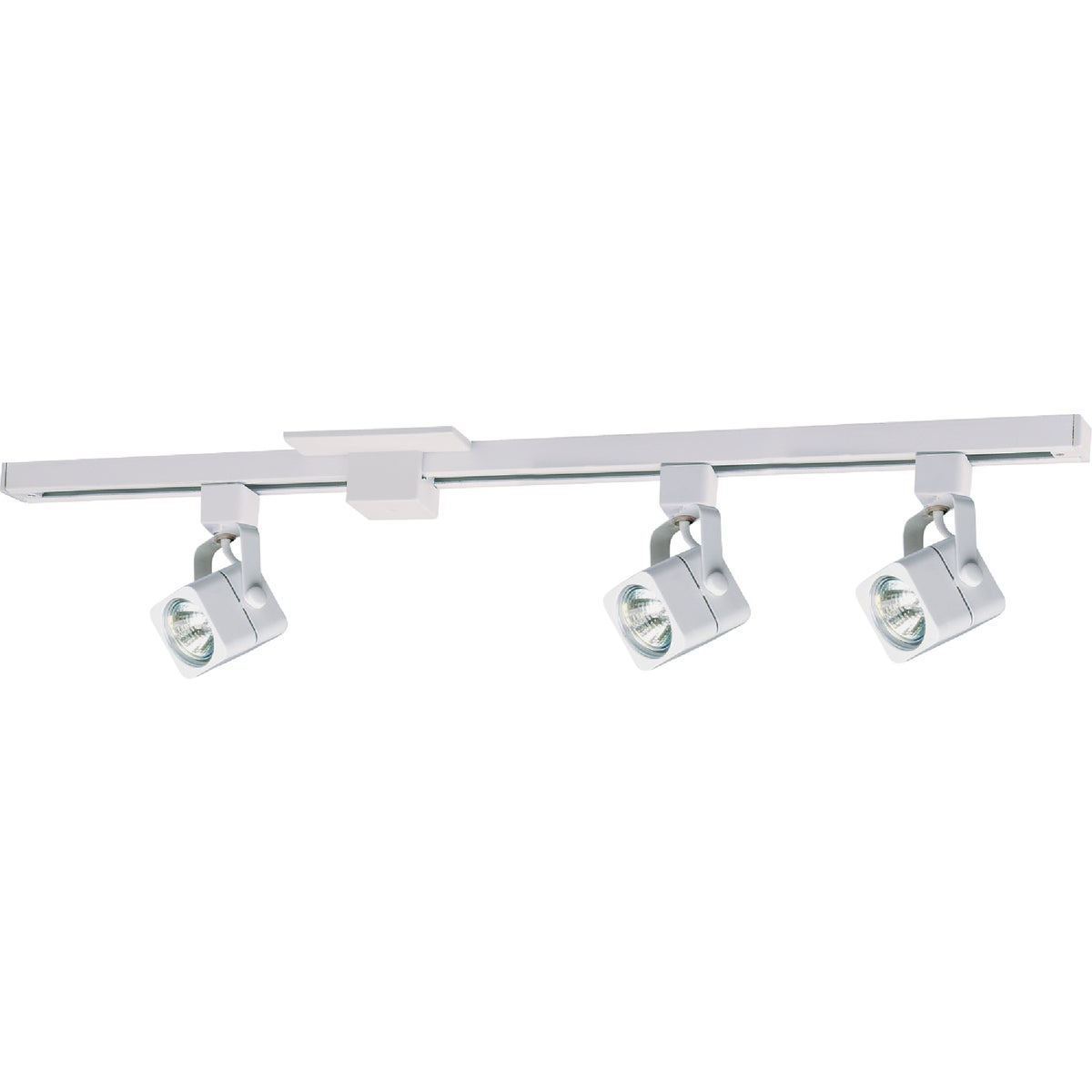4' WHT 3HD TRACK FIXTURE - AO1012/4-3-WH-120V by Liteline Corporation
