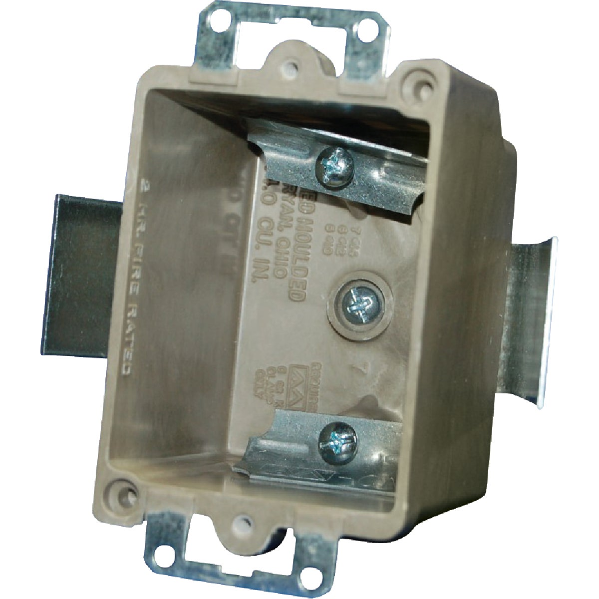 FIBERGLASS SWITCH BOX - H9331-ESK by Allied Moulded