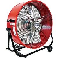 Ventamatic Maxx Air Drum Fan, BF24TF YEL