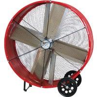 Ventamatic Maxx Air Direct Drive Drum Fan, BF36DD RED