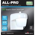 All-Pro LED Patio & Outdoor Area Light Fixture