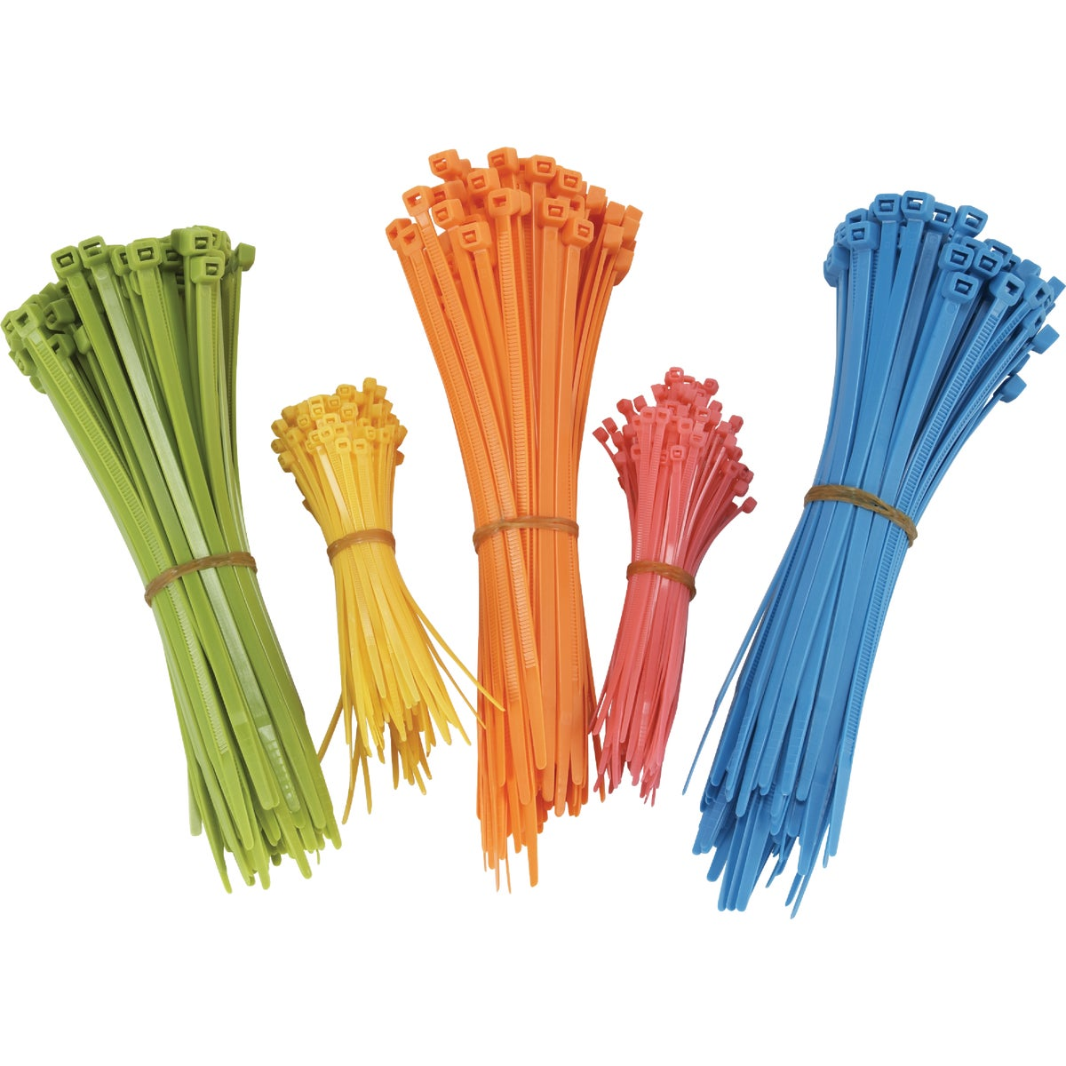 500PC ASSORTED CABLE TIE