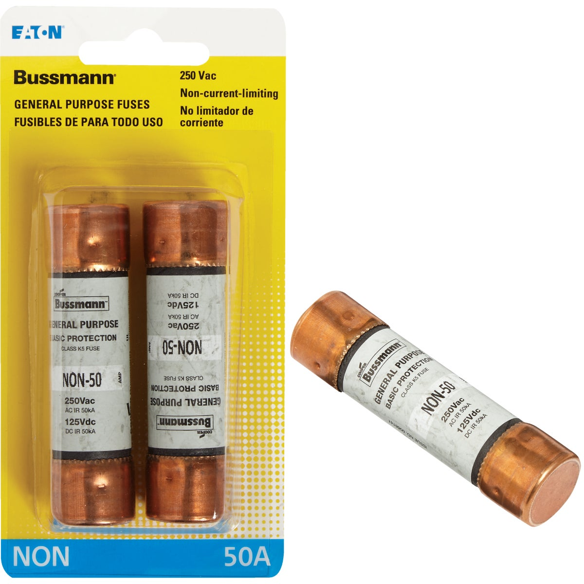 50A FAST ACTING FUSE