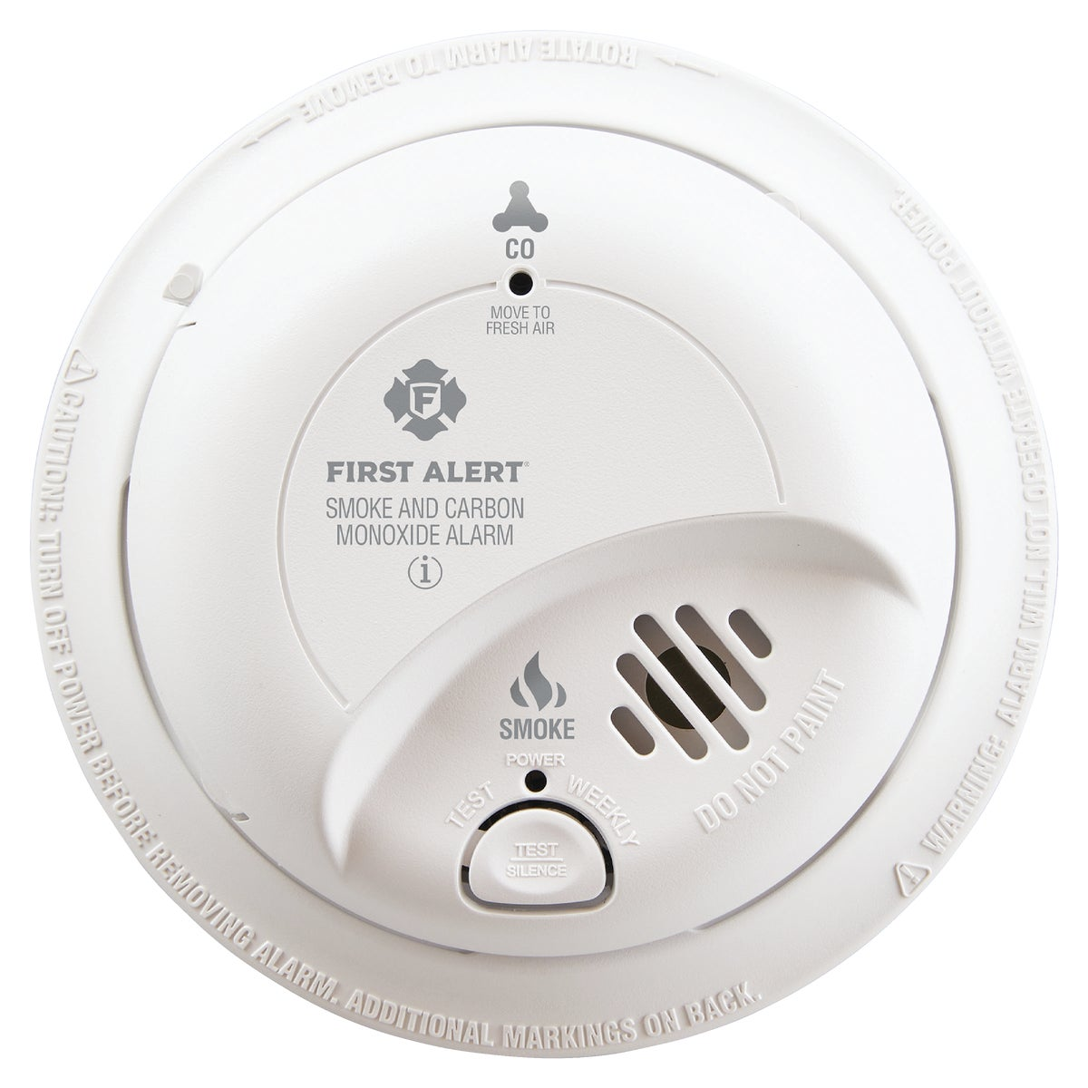 SMOKE/CO ALARM - SC9120B by First Alert  Jarden