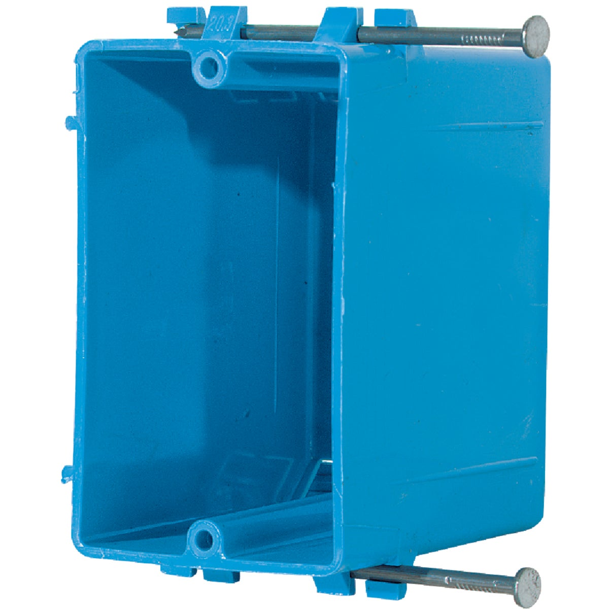 1 GANG SWITCH BOX - B120AUPC by Thomas & Betts
