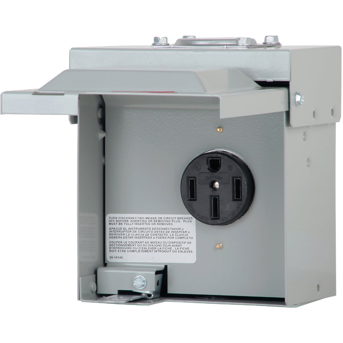 14-50R 50A RECEPTACLE