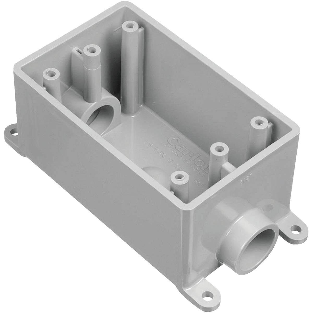 "3/4"" FSC OUTLET BOX - E981EFNCTN by Thomas & Betts"