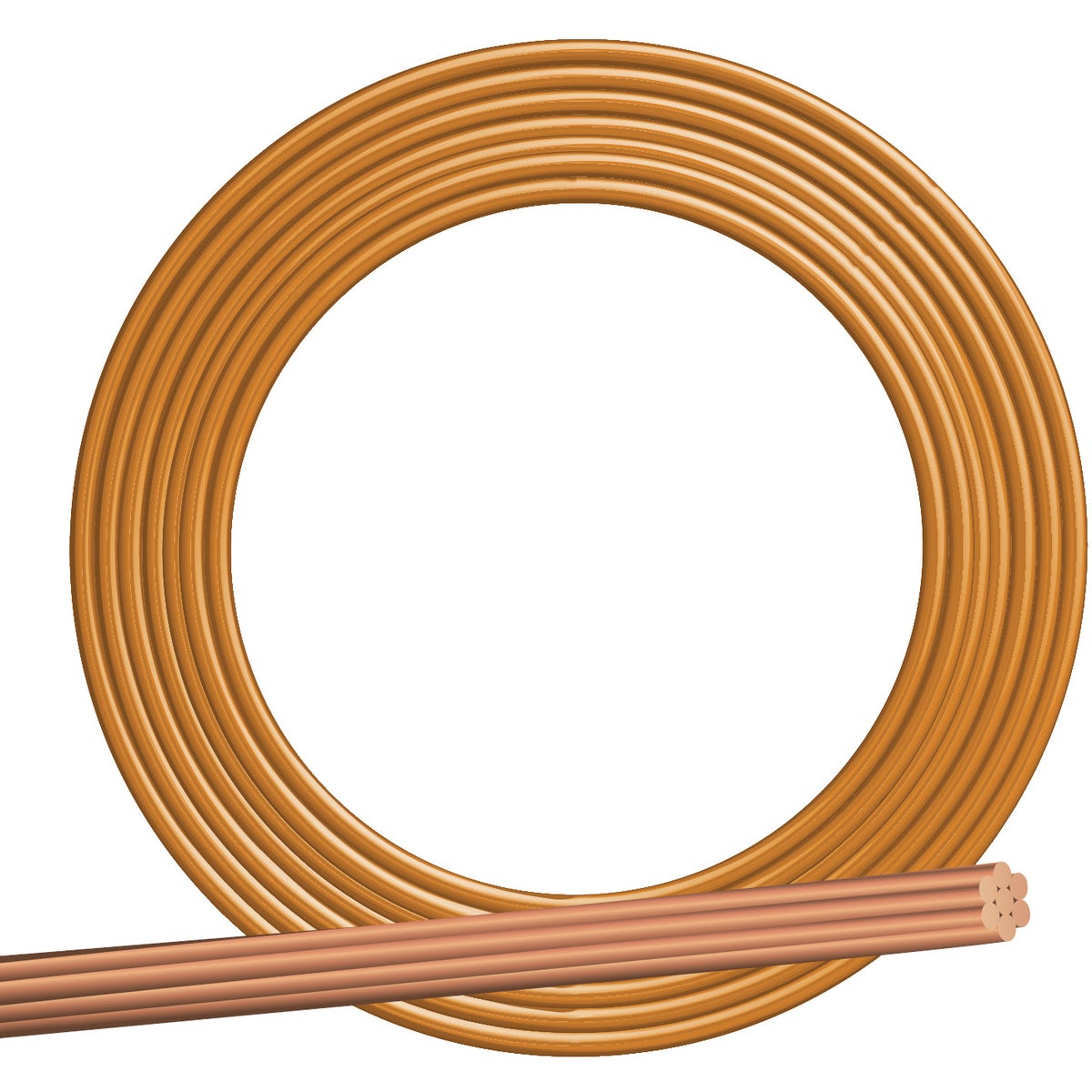 200' 4STR BARE COPPER - 10674003 by Southwire Company