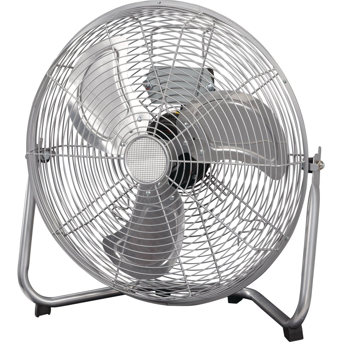 "18"" 3-SPD CHROME HV FAN"