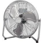 Chrome High-Velocity Fan