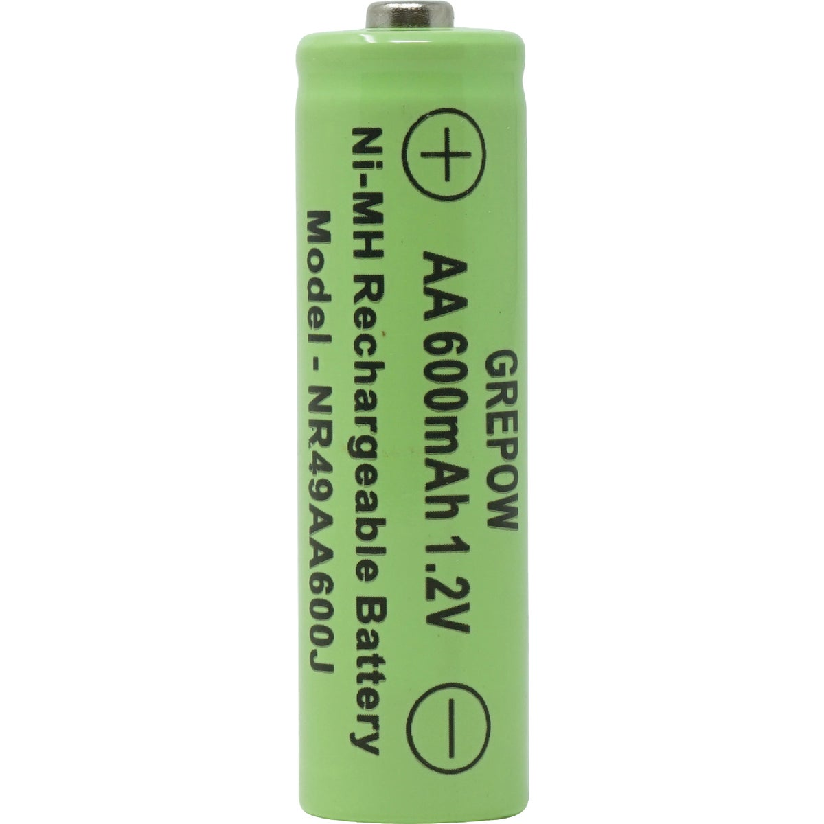 4PK AA NICAD BATTERY - 97125 by Woods Wire Coleman
