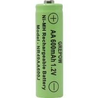 Woods Ind. 4PK AA NICAD BATTERY 97125