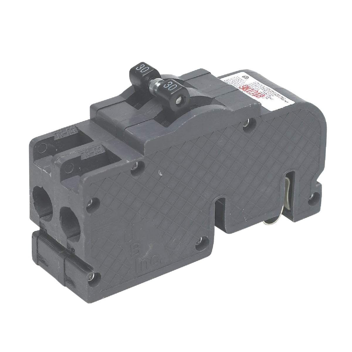 20A 2P CIRCUIT BREAKER - UBIZ220 by Connecticut Electric