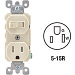 Leviton Commercial Grade Switch & Outlet
