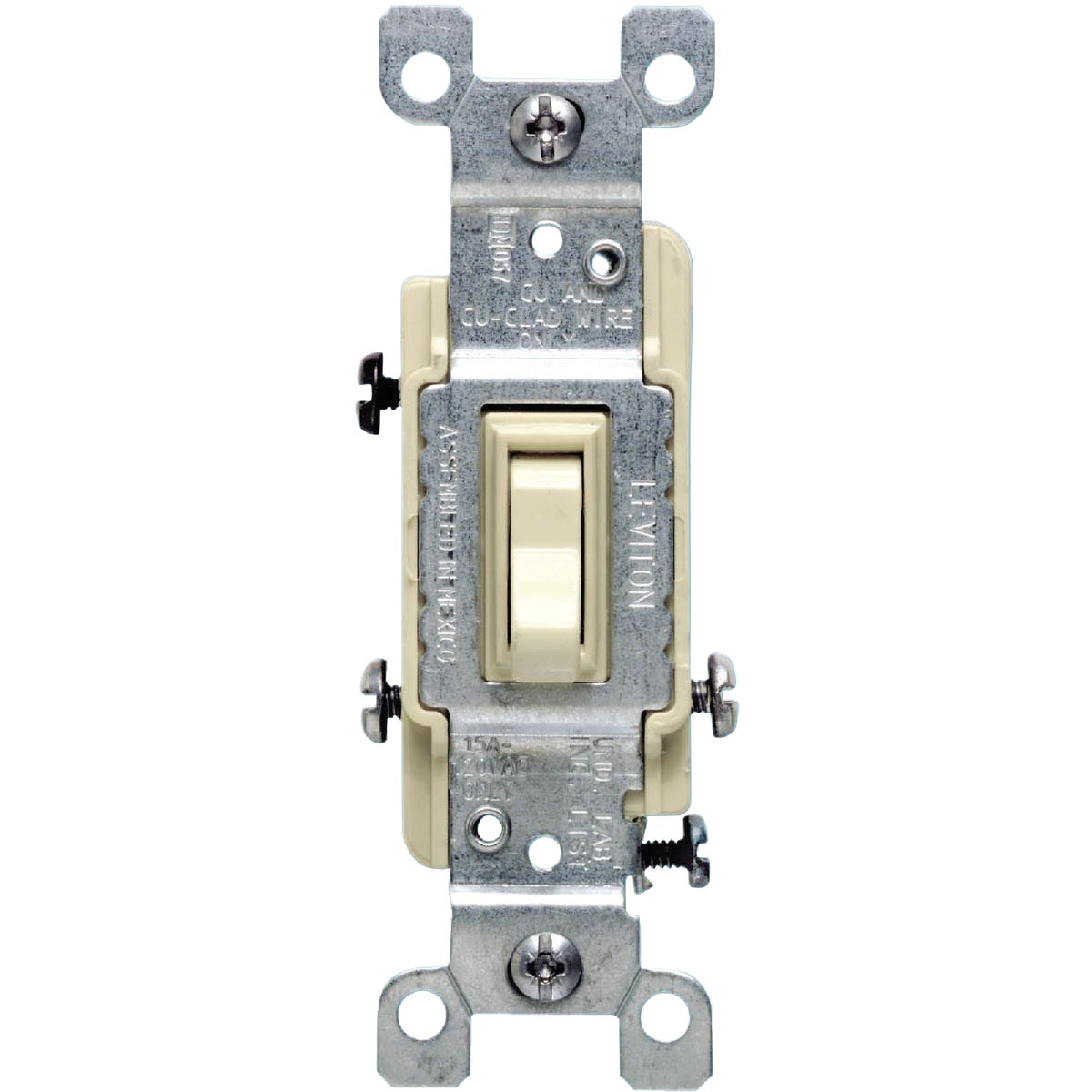 3-WAY GRND SWITCH - 8771453-2I by Leviton Mfg Co